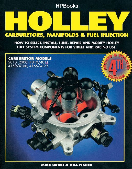 Holley Carbs/Manifolds