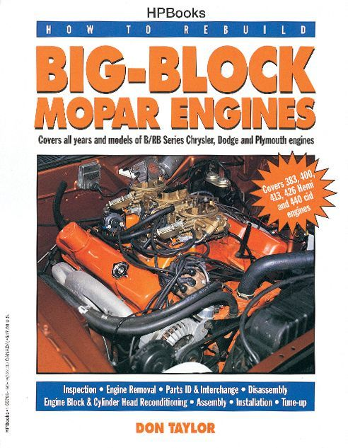 How To Rebuild BB Mopar