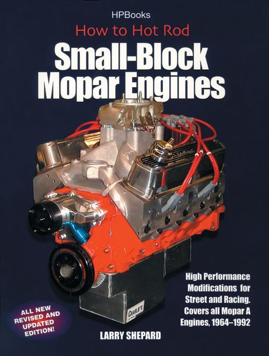 How To Hot Rod Small Block Mopar