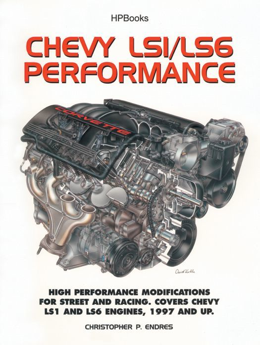 Chevy LS1/LS6 Perform.