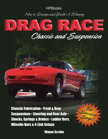 How To Design A Drag Race Chassis