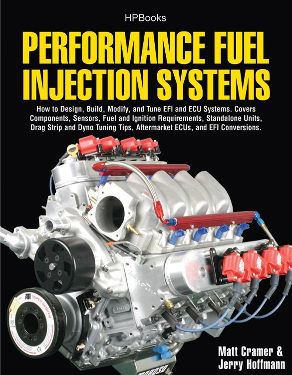 Performance Fuel Injection Systems Book
