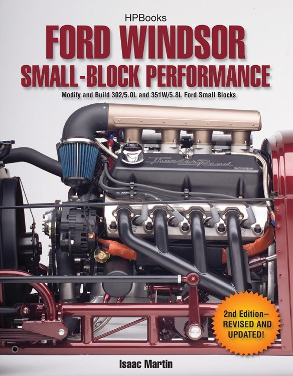Ford Windsor Small Block Performance Book