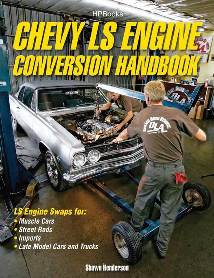 Chevy LS Engine Conversn Handbook