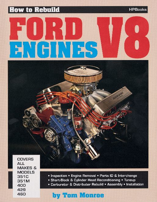Rebuild Ford V-8