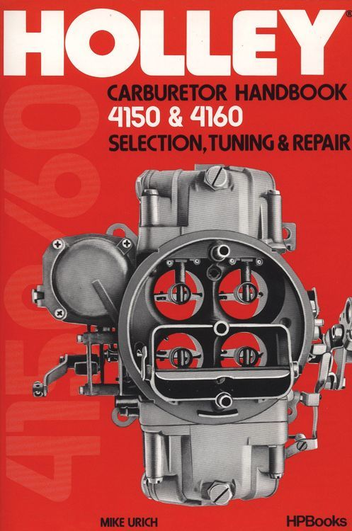 Holley 4150