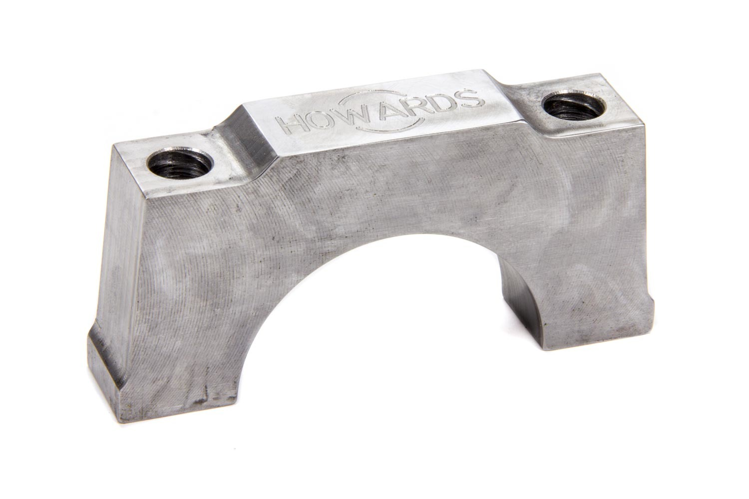 Howards Racing Components H350F Main Cap, 2-Bolt, Front, Straight Bolts, Billet Steel, 350 Journal, Small Block Chevy, Each