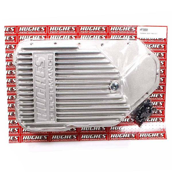 Aluminum Trans Pan Deep GM TH200R4