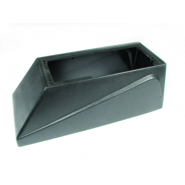 Hurst 129-8554 Shifter Cover, Plastic, Black, Hurst Pro-Matic 2 Shifter, Each