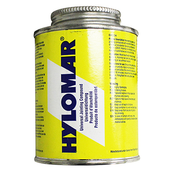 Hylomar M Blue 8.45oz Brush Top Can