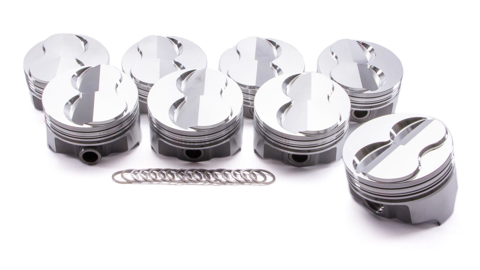 BBC Forged Domed Piston Set 4.280 Bore +18cc