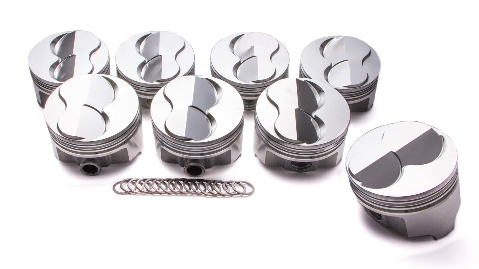 SBC Forged Domed Piston Set 4.040 Bore +6.26cc