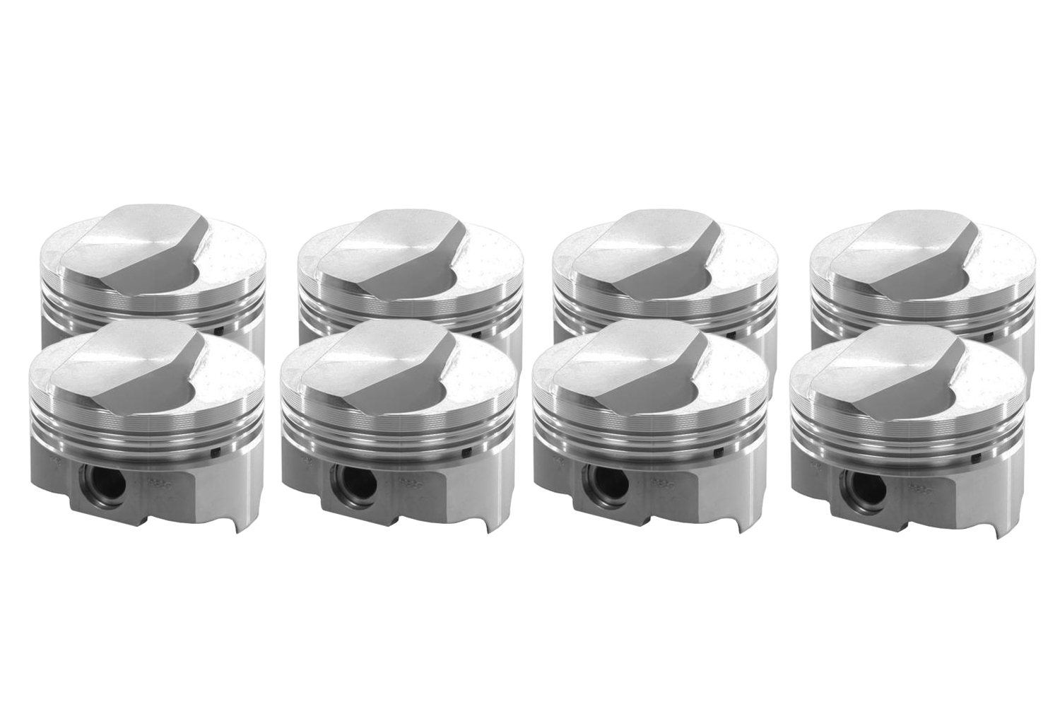 BBC FHR Domed Piston Set 4.280 Bore +18.3cc