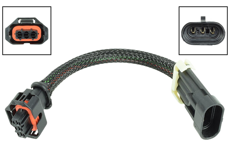 ICT Billet WAMAP31-6 Wiring Harness Adapter, Gen 3 to Gen 4, GM LS-Series, Each