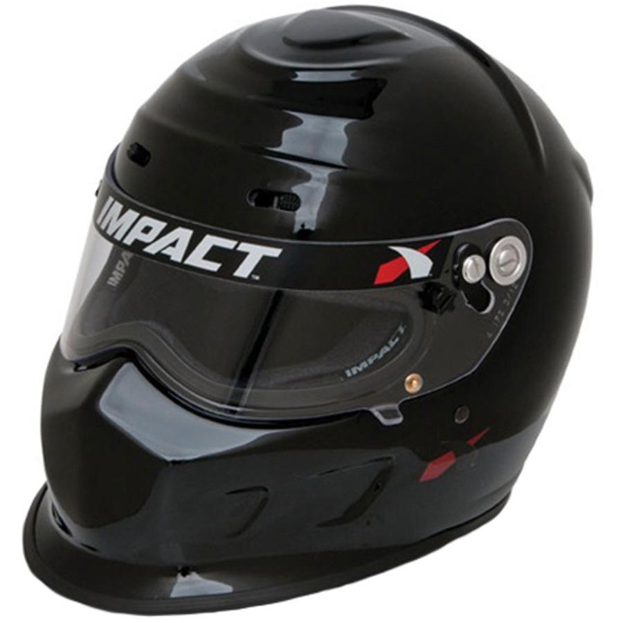 Helmet Champ Medium Black SA2015