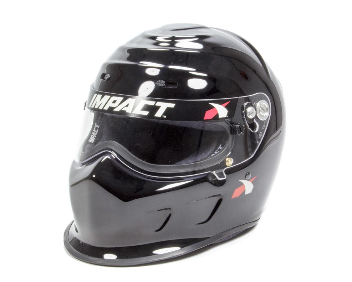 Helmet Champ Large Black SA2015