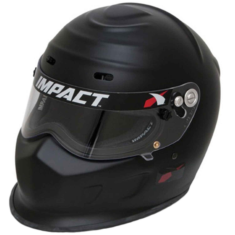 Helmet Champ Large Flat Black SA2015