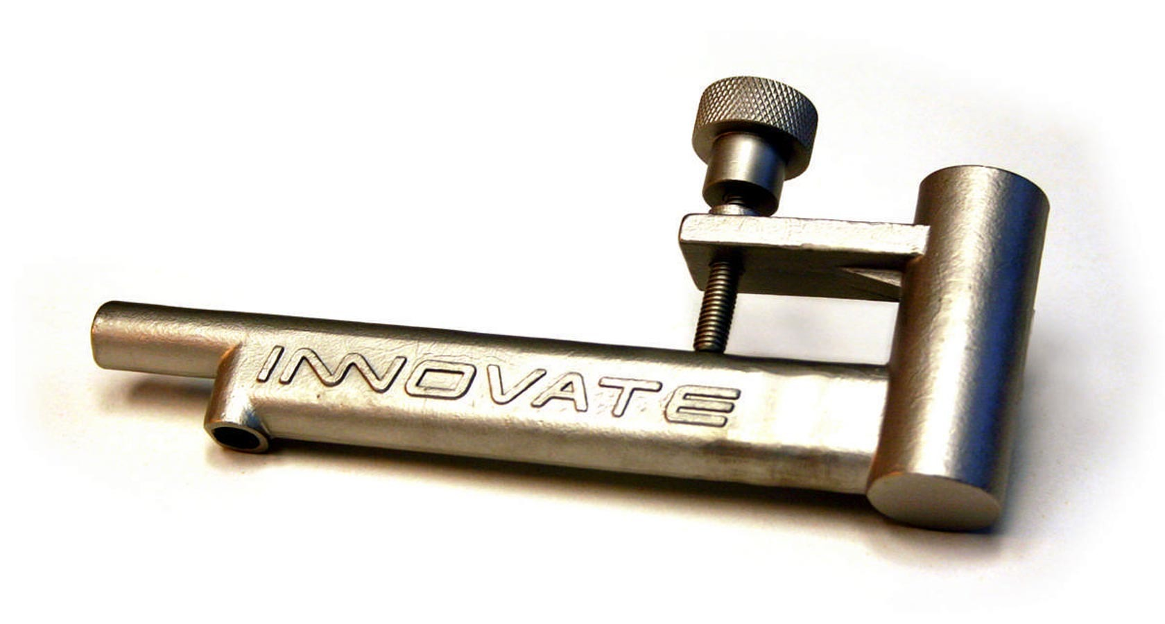 Innovate Motorsports 3728 Oxygen Sensor Exhaust Pipe Clamp, Stainless, Natural, Universal, Each