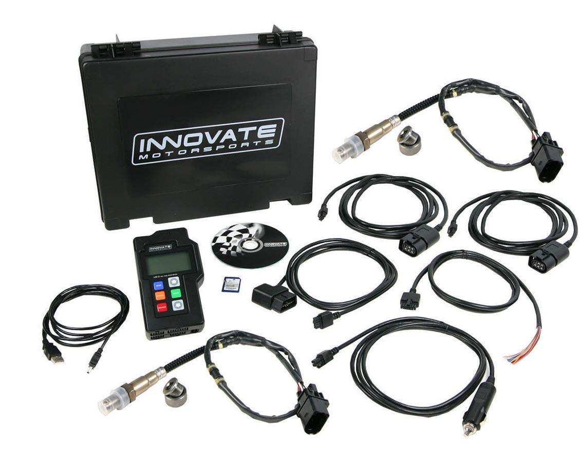 LM-2 Dual Wideband O2 Sensor Kit