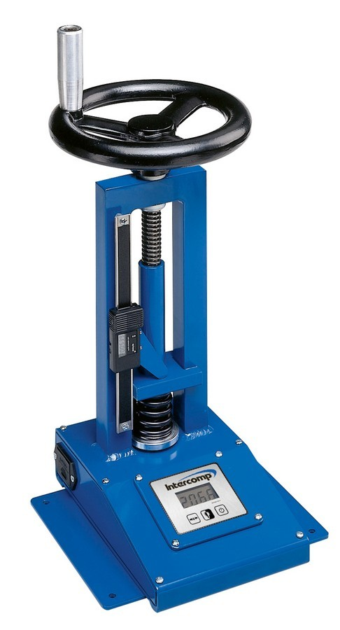Intercomp 100058 Valve Spring Tester, Digital, 1000 lb Range, 0.2 lb Scale, Each