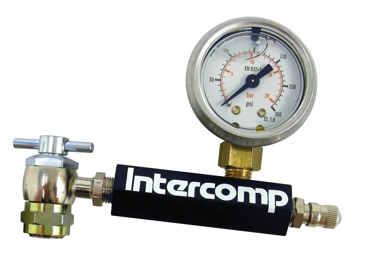Shock Inflation Pressure Gauge
