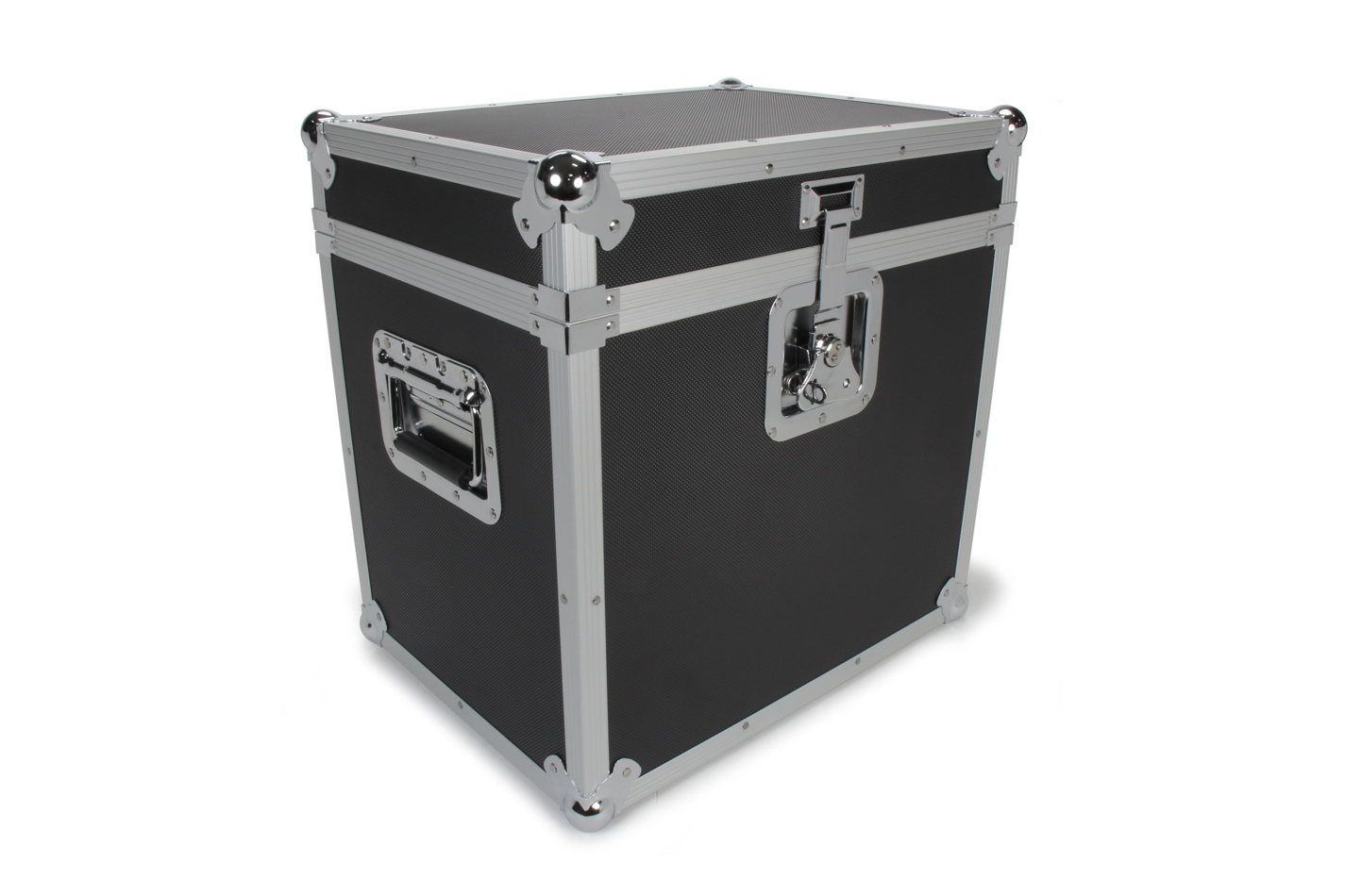 Intercomp 490197 Scale Storage Case, 17.7 x 17.7 x 13.5 in, Foamed Lined, Holds Four Scale Pads, Aluminum Frame, Each