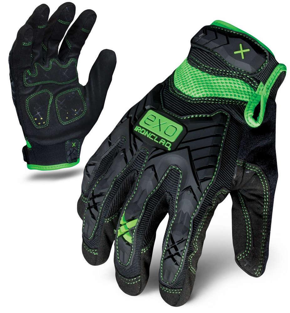 EXO Motor Impact Glove Large
