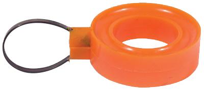 Spring Rubber C/O Medium Orange