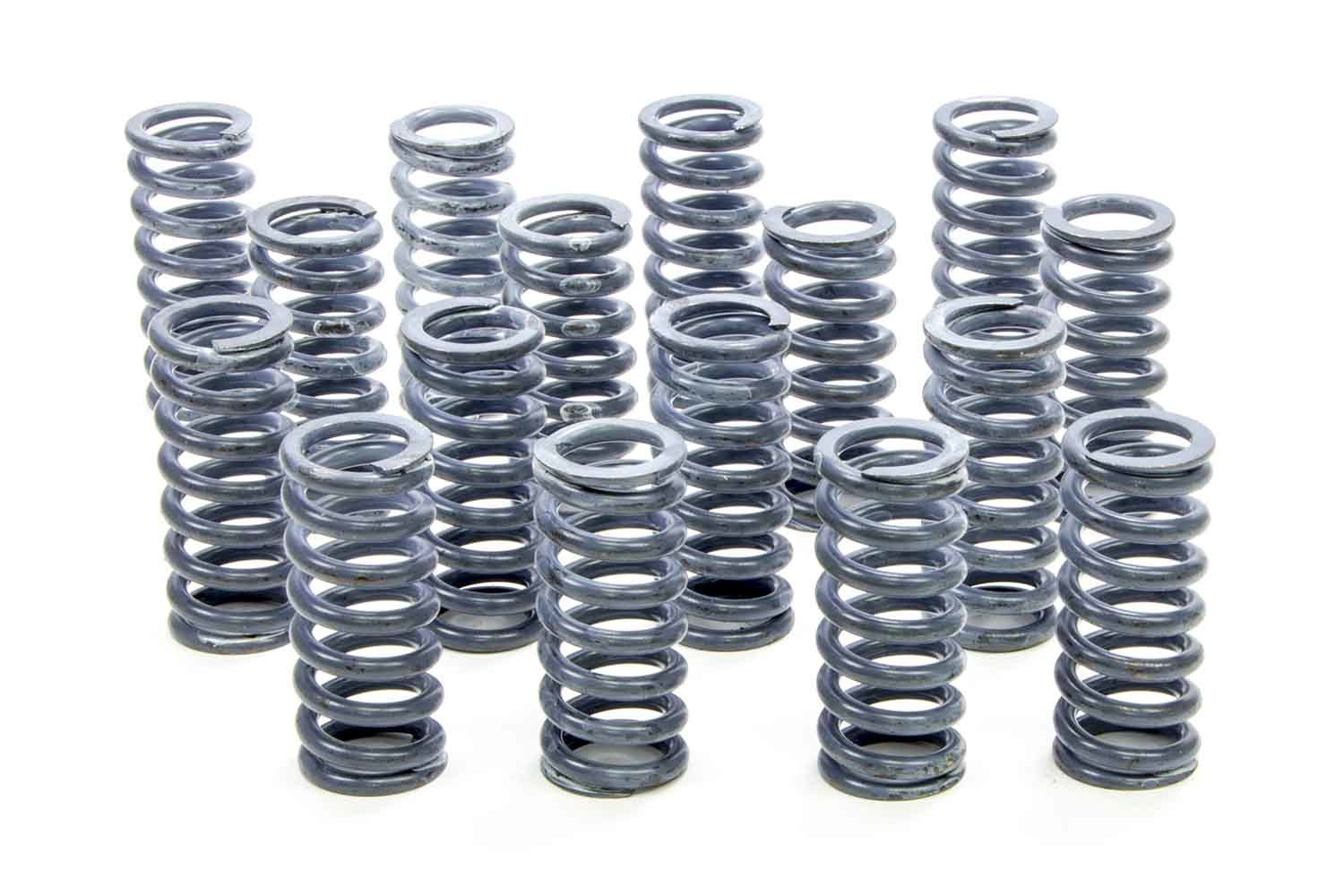 Isky Cams 185-G Valve Spring, Single Spring, 85 lb/in at 2 in, 1.110 in OD, Ford Flathead, Set of 16