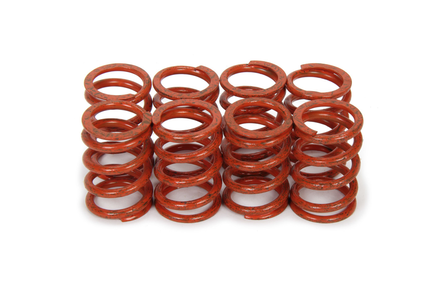 Isky Cams VWE005 Valve Spring, Outer, 320 lb/in Spring Rate, 0.720 in Coil Bind, 1.095 in OD, Set of 8