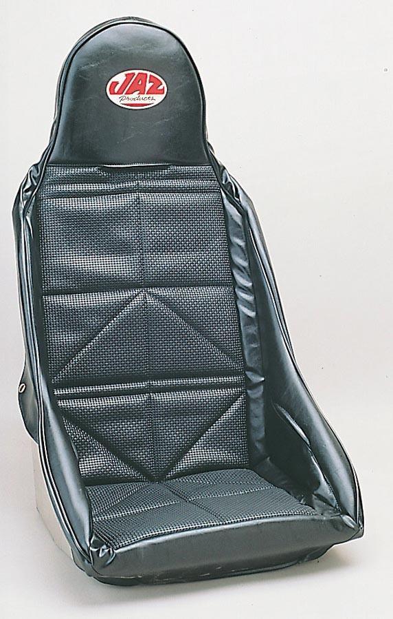 Drag Race Seat Cover Black Vinyl
