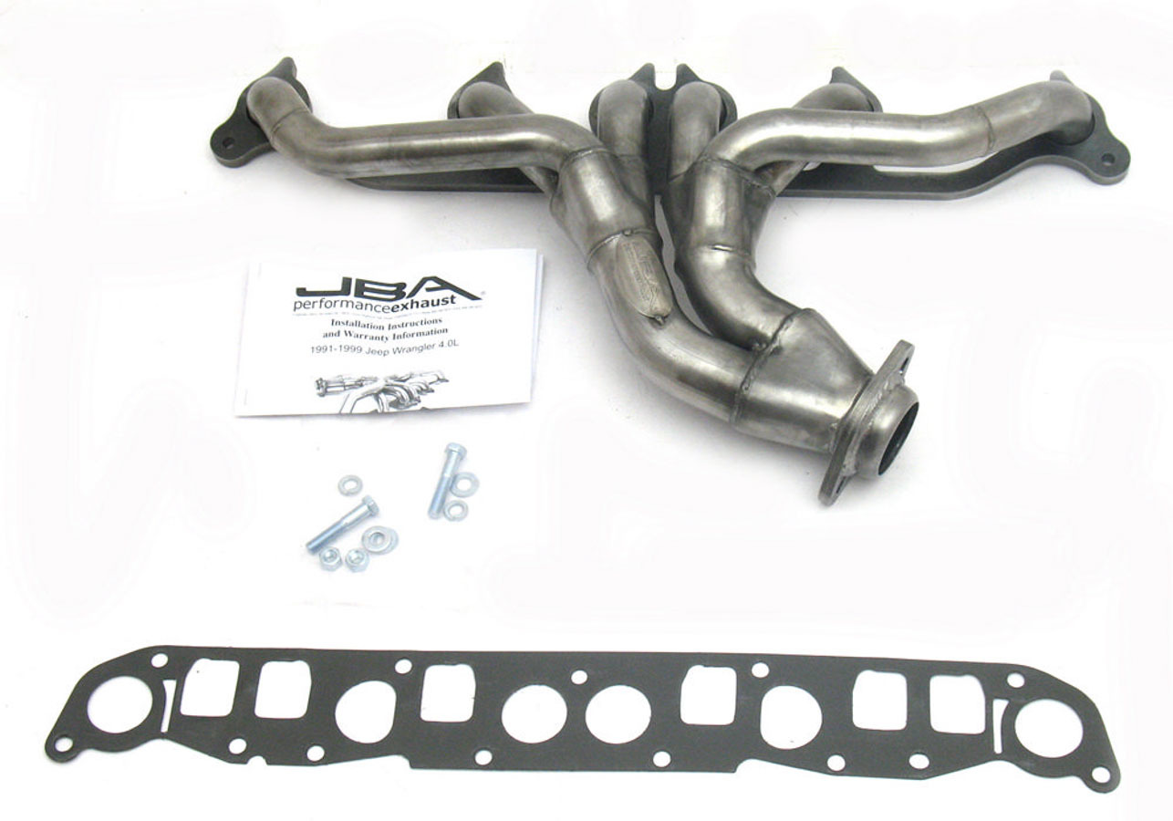 Headers - 91-99 Jeep Wrangler 4.0L