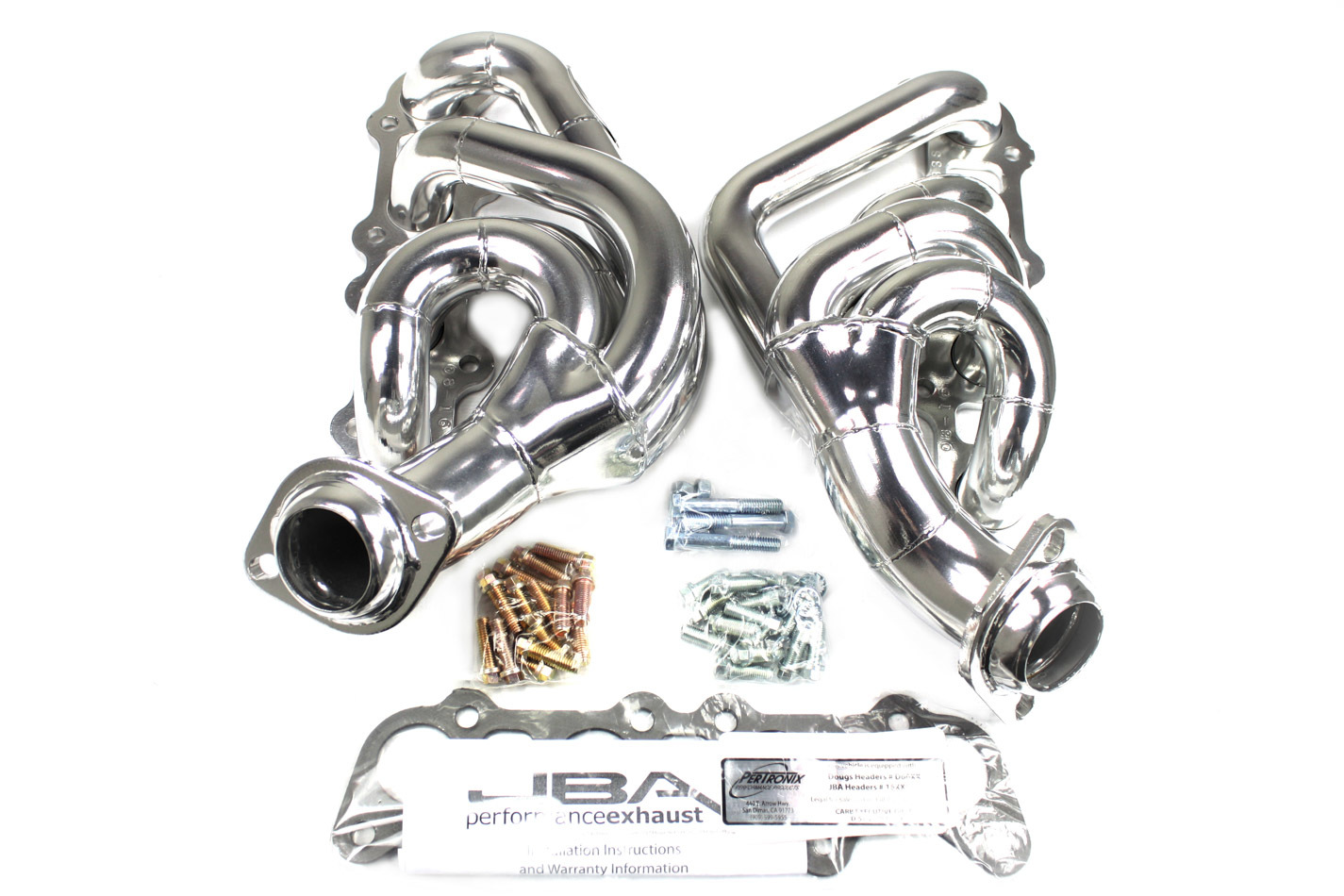 Headers - Shorty Style Ford 11-17 F150 5.0L