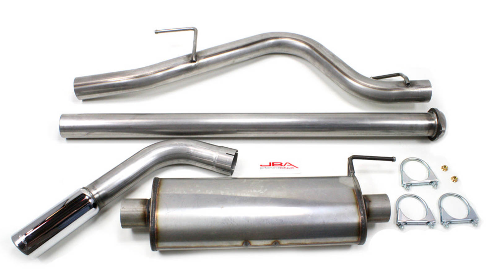 Cat-Back Exhaust Kit 11-14 Ford F150 5.0/3.5L