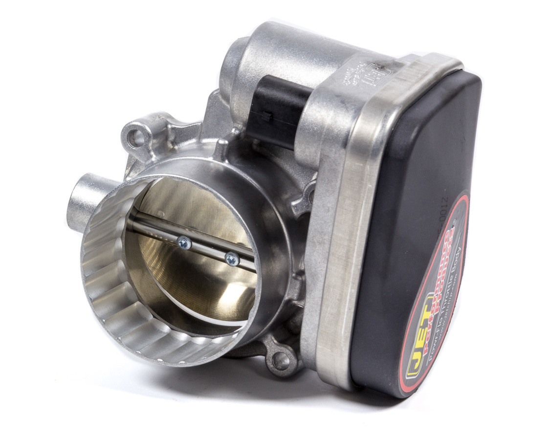 Jet Performance 76111 Throttle Body, Powr-Flo, Stock Size, Aluminum, Natural, Mopar V6, Mopar LC-Body / D-Body / X-Body 2005-10, Each