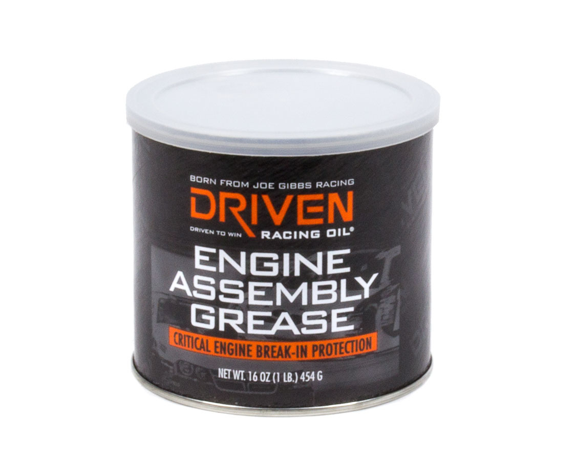 Driven Racing Oil 00728 Assembly Lubricant, Conventional, 1 lb Can, Each