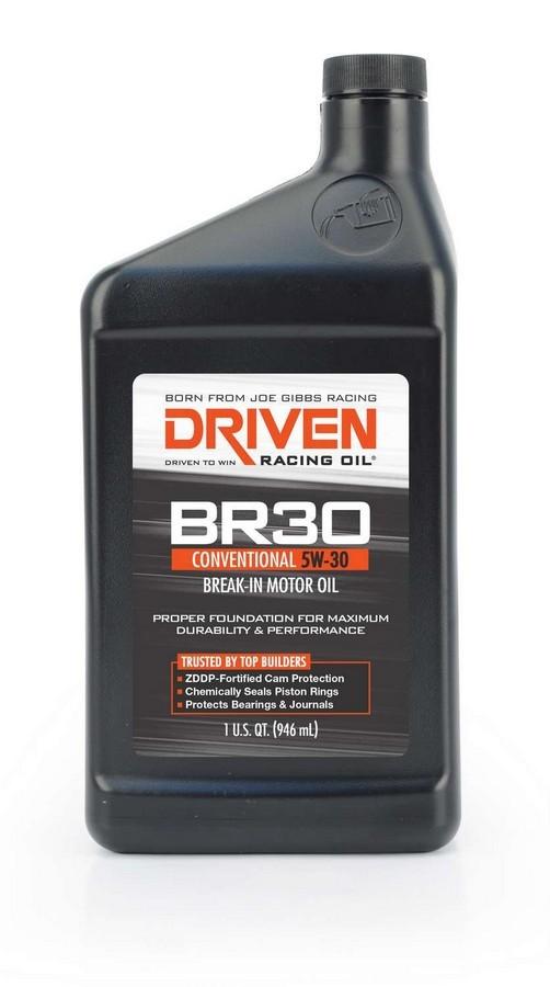 BR30 5w30 Petroleum Oil 1 Qt Break-In Oil