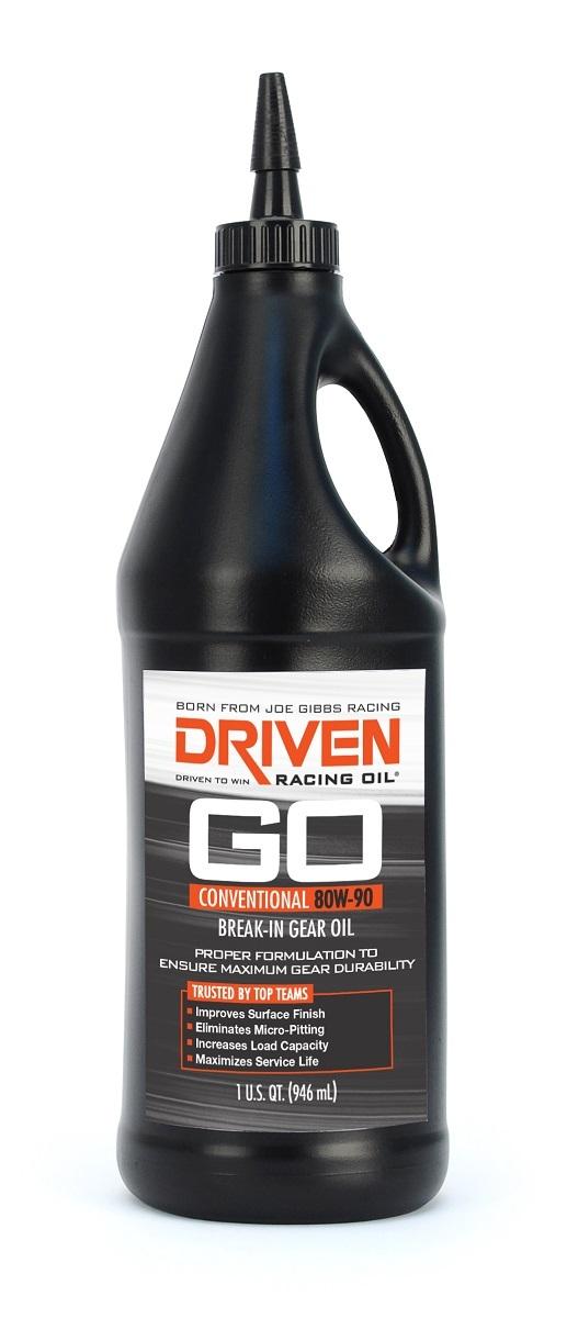 Gear Break In Oil 1 Qt 80w90