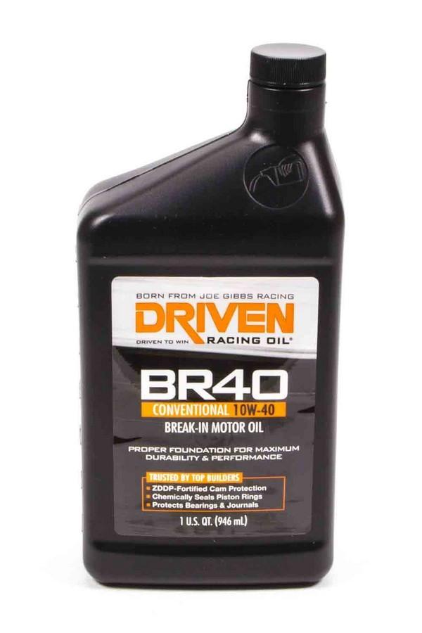 BR40 10w40 Petroleum Oil 1 Qt. Break In Oil