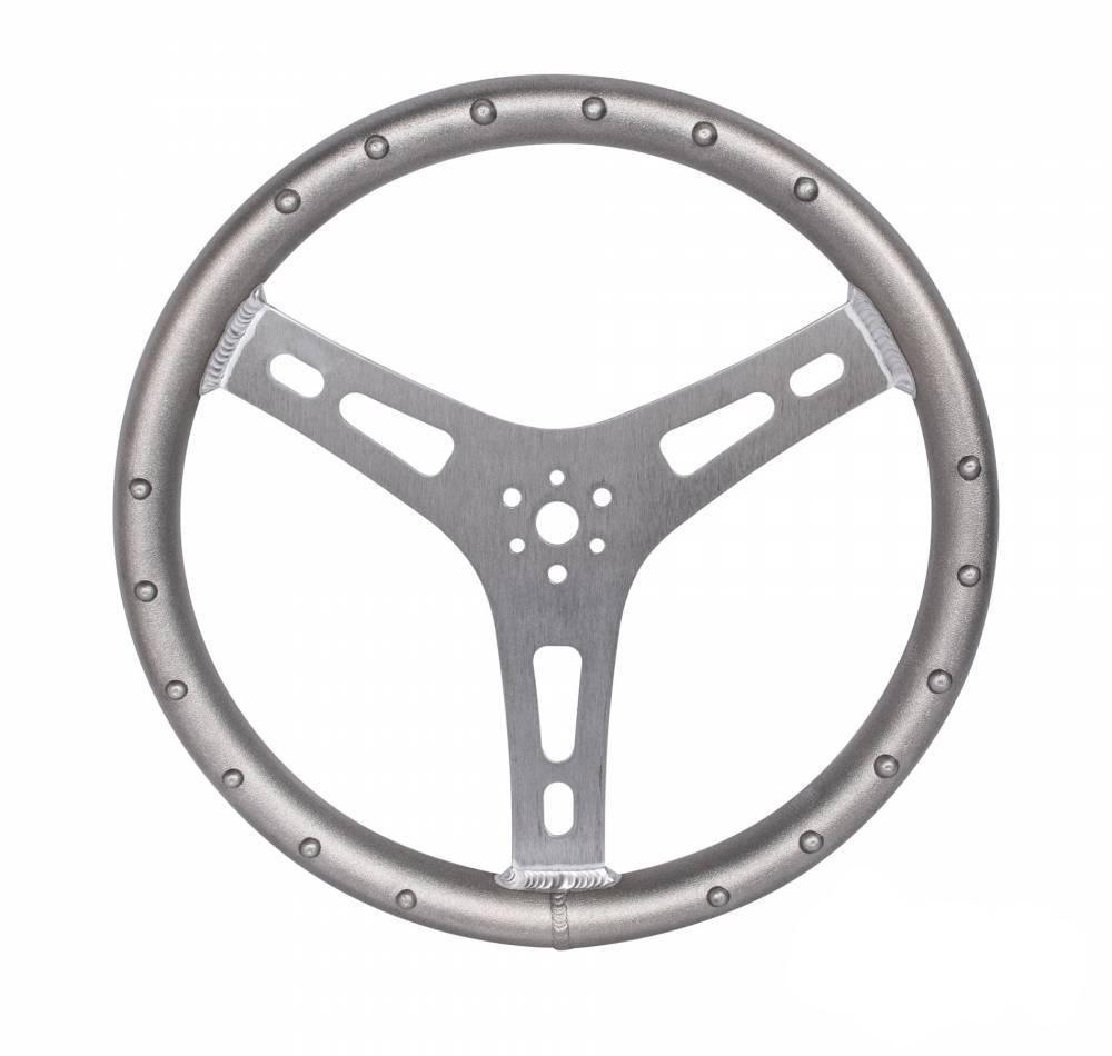 Matador Steering Wheel Aluminum 15in Flat