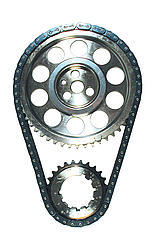 SBF Billet Double Roller Timing Set
