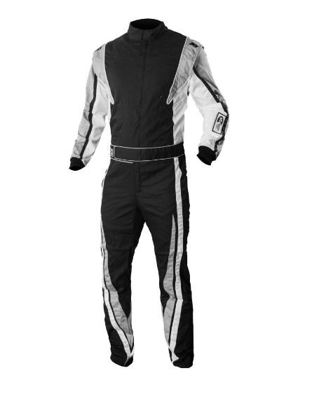 Suit Victory Black XX-Large SFI 3.2A/1