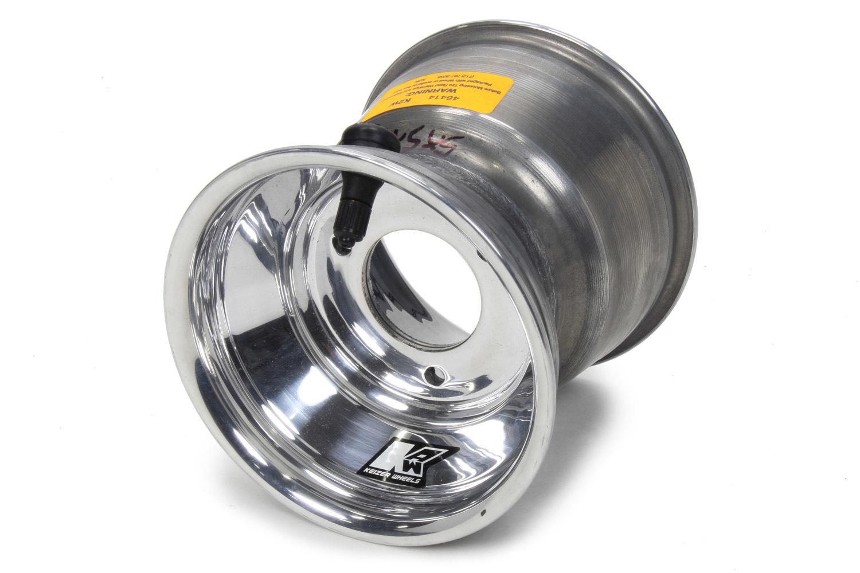 KEIZER ALUMINUM WHEELS, INC. QM Wheel 5x5 3bs .125 Polished Left P/N - M553