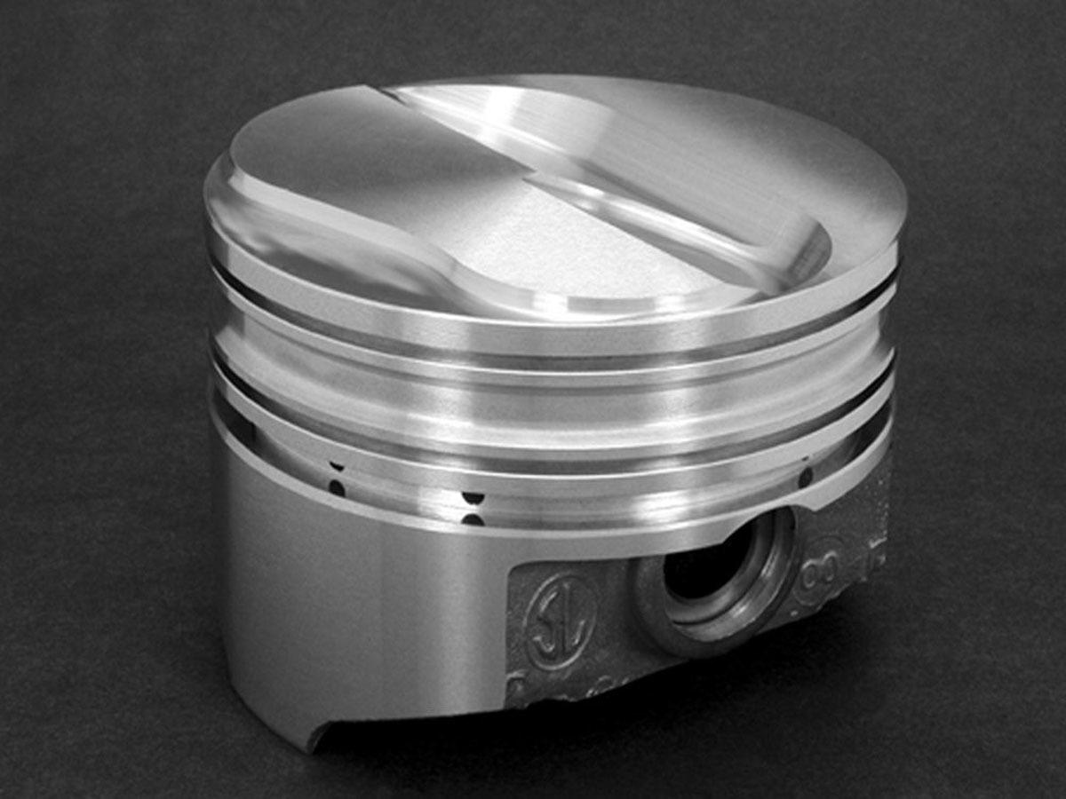 SBC Domed Piston Set 4.040 Bore +5cc