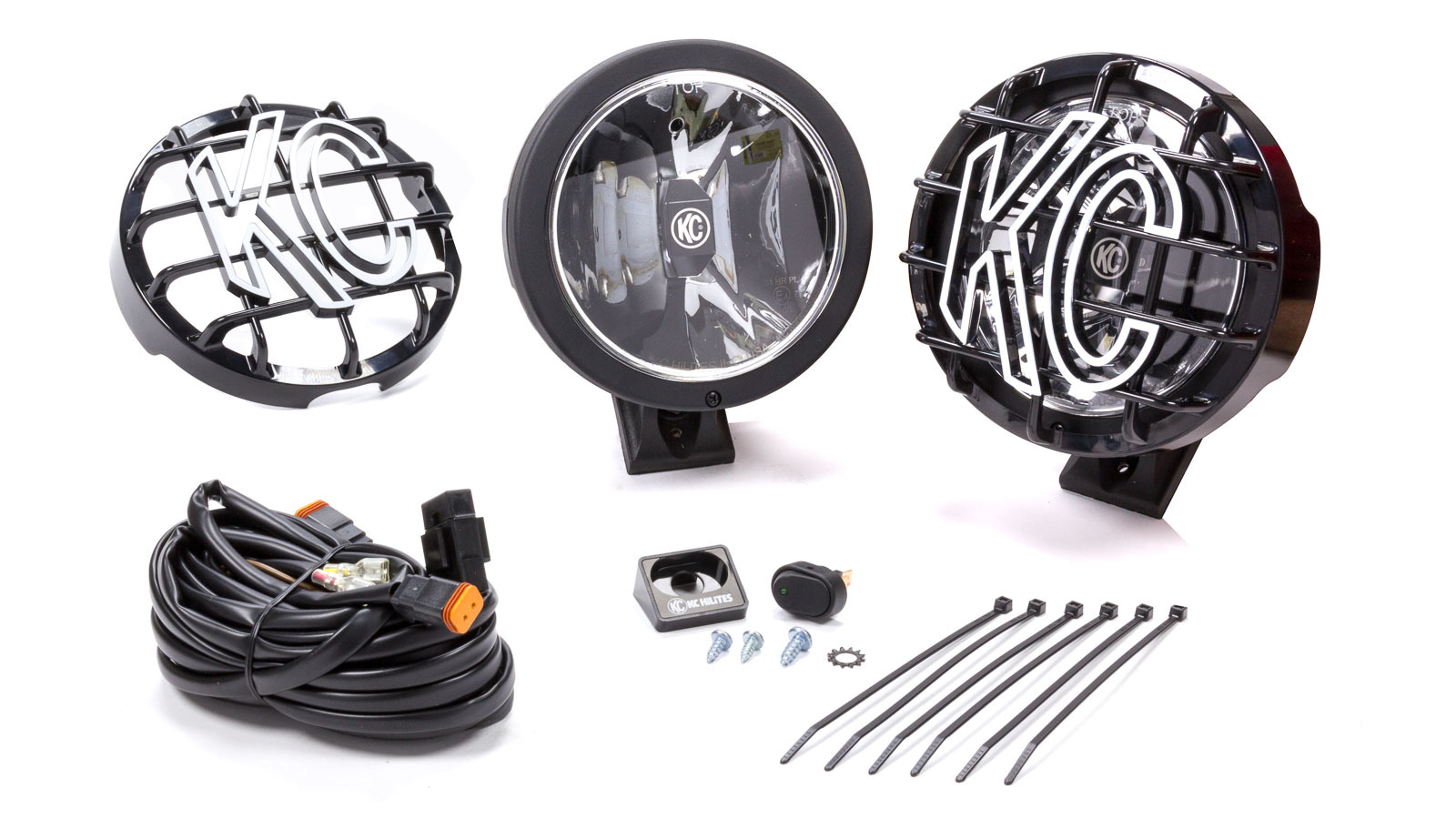 LED Light 6in Pro Sport Gravity G6 KIt Spot Beam