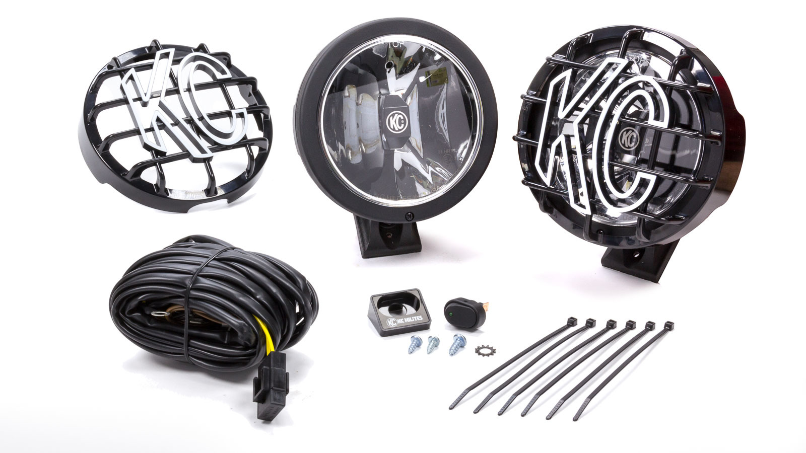 LED Light 6in Pro Sport Gravity G6 KIt Driv Beam