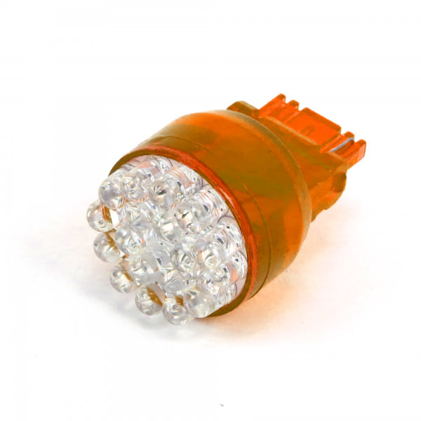Super Bright Bulb 3157 LED Amber