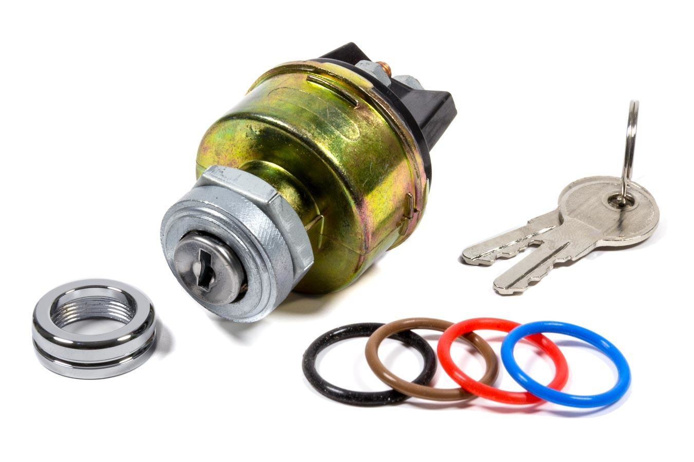 Billet Ignition Switch
