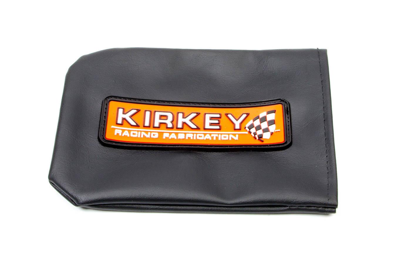 Kirkey 00201 Head Support Cover, Driver Side, Vinyl, Black, Each