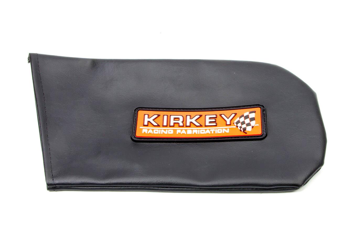 Kirkey 00501 Shoulder Support Cover, Passenger Side, Vinyl, Black, Each